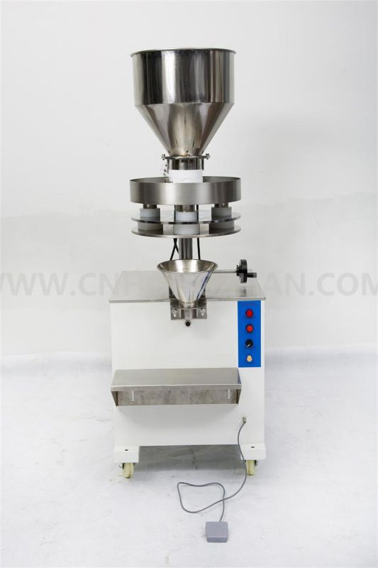 Kfg50 Automatic Grain Filling Machine for Snack or Seed