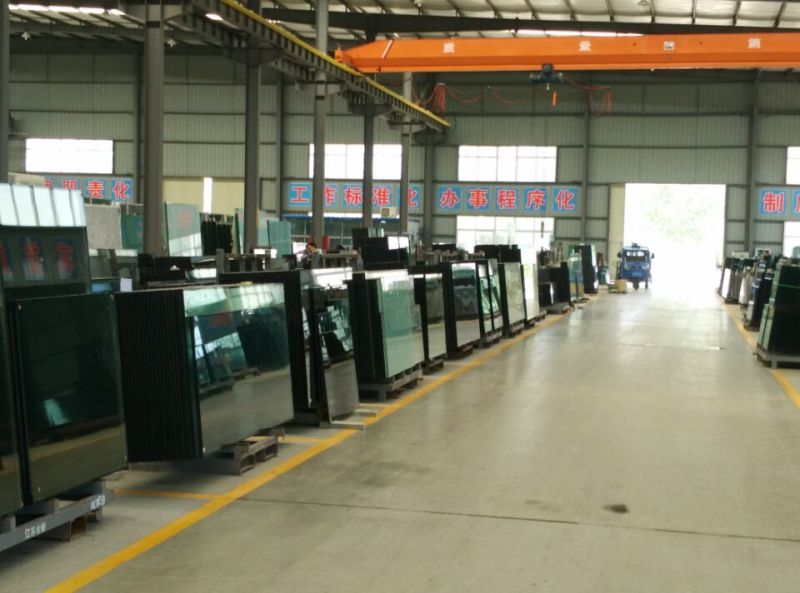 Heat Insulation Glass Curtain Wall