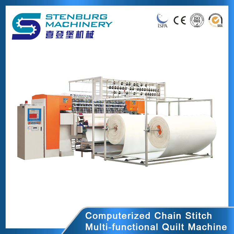Computerized Chain Stitch Multi-Functional Quilting/Sewing/Stitching Machine for Mattress