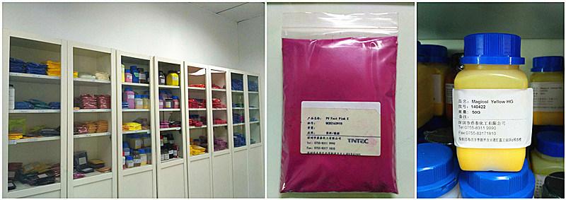 Organic Yellow Pigment 181/Benzimidazolone for Plastic (Reddish Yellow)