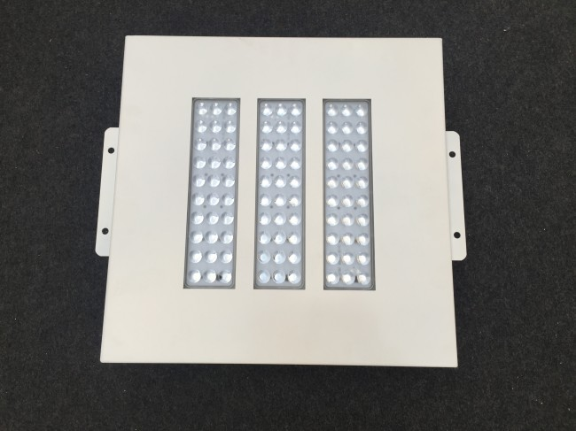 5 Years Warranty IP66 Outdoor Fast Heat Dissipation Waterproof 200W Retrofit LED Canopy Light