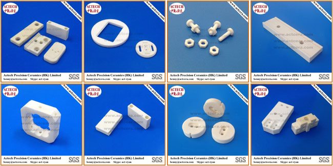 Zirconia Ceramic Parts Precision Processing and Machining