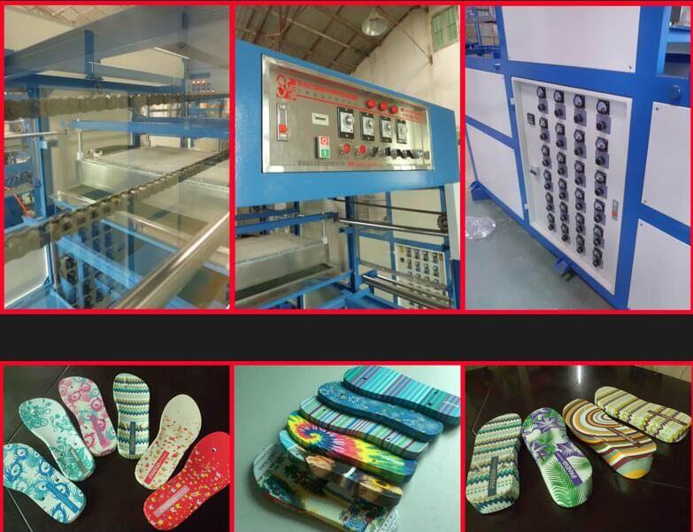 3D Shoes Heat Transfer Machine/EVA Garden Shoes Printing Machine