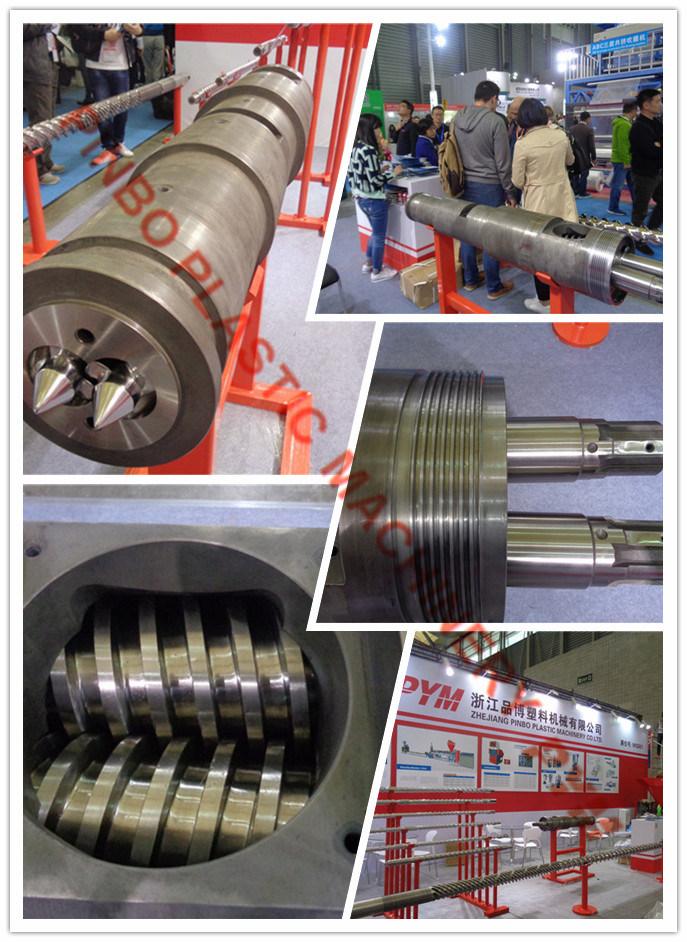 High Quality Alloy Steel Parallel Screw Barrel