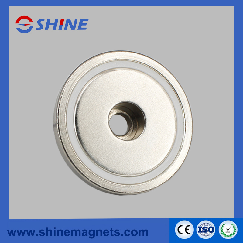 Round Cup Magnet Rpm-B48