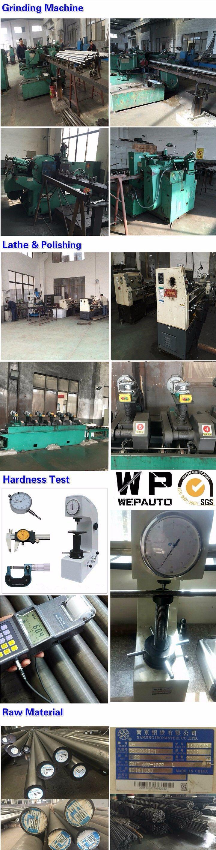 Hydraulic Piston Bars for Truck Hydraulic Cylinder