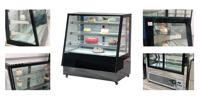 Food Display Cabinet