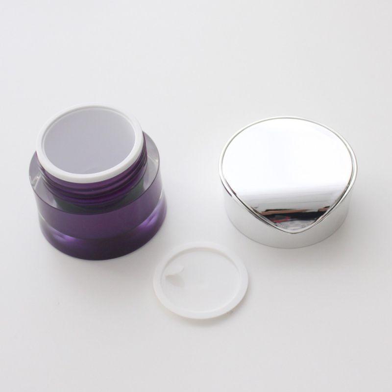 Wholesale Beauty Empty Cosmetic Cream Jars Acrylic Jar