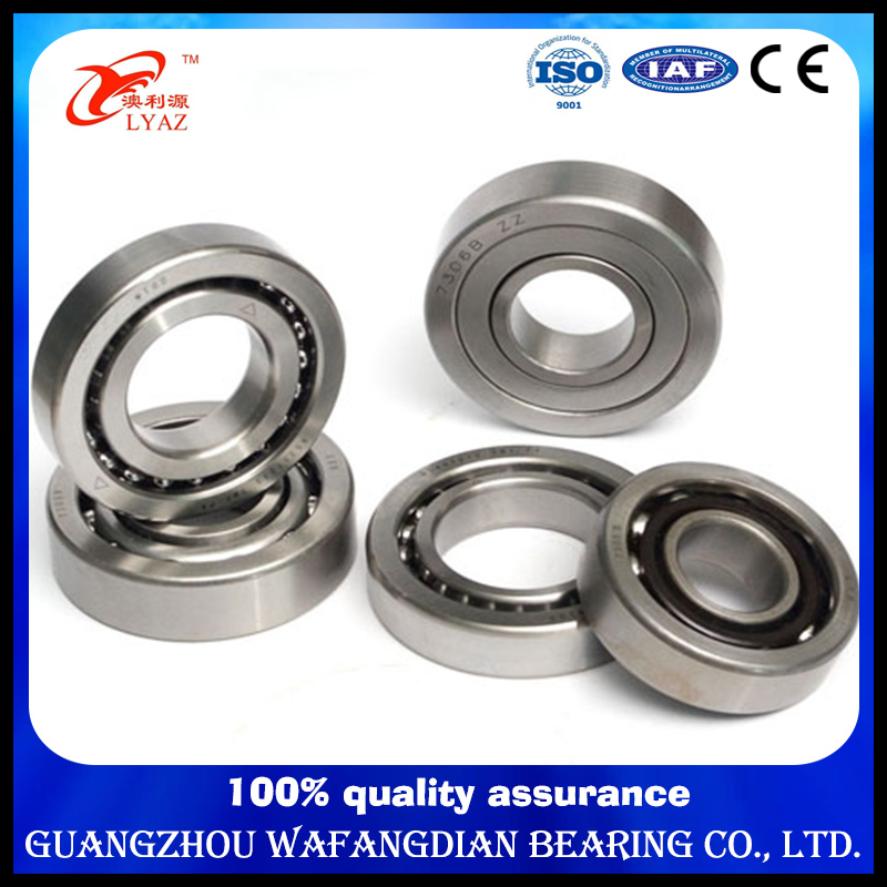 Free Samples Offer Lyaz Brand Self Aligning Ball Bearing 1206