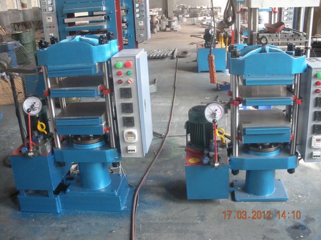 Rubber Press Machine From China Manufacturer