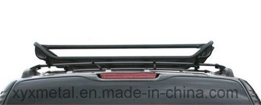 OEM Size Universal Power Coated Steel Roof Rack Basket Cargo Top Luggage Carrier
