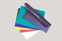 Roll Adhesive Laminated Flexible Rubber Magnet