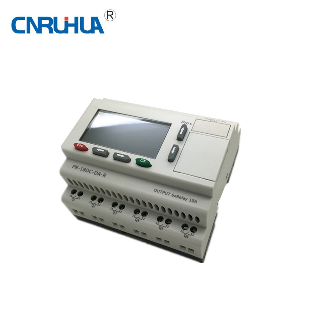 Elc-18DC-Da-R-E High Quality Cabinet Electrical PLC