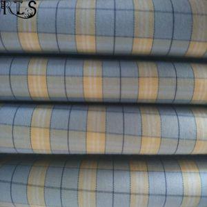 100% Cotton Poplin Woven Yarn Dyed Fabric for Shirts/Dress Rls40-35po
