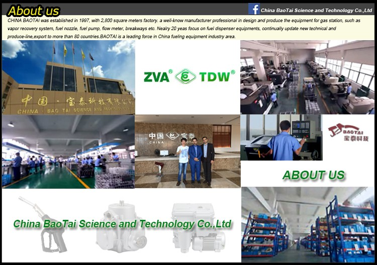Zva Vapour Recovery Breakaway for Vapor Recovery Automatic Nozzle