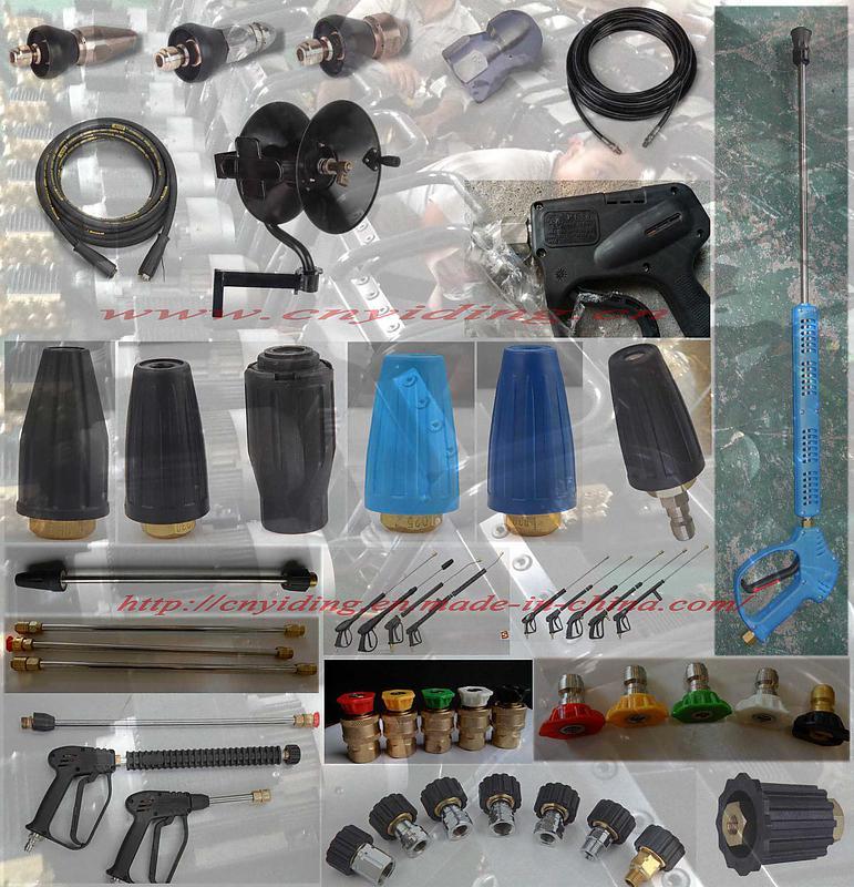 Electric Airless Sprayer, Airless Painting Machine, Sprayer Machine (HPW-QJZS)