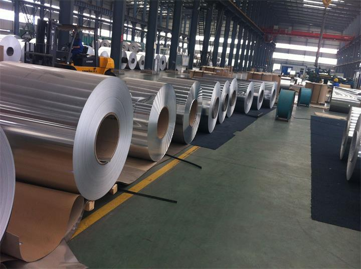 3000 Series Aluminum Coil with Good Electrical Conductivity
