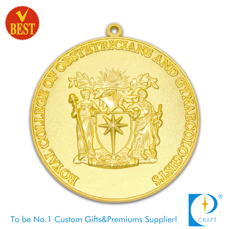 Supply Cheap Customized Hollow out 3D Baseball Medal with Copper Stamping