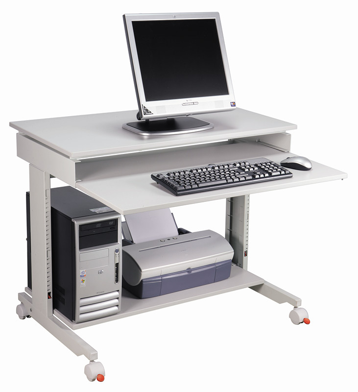Home Furniture Mobile Adjustable Office Computer Desk Table