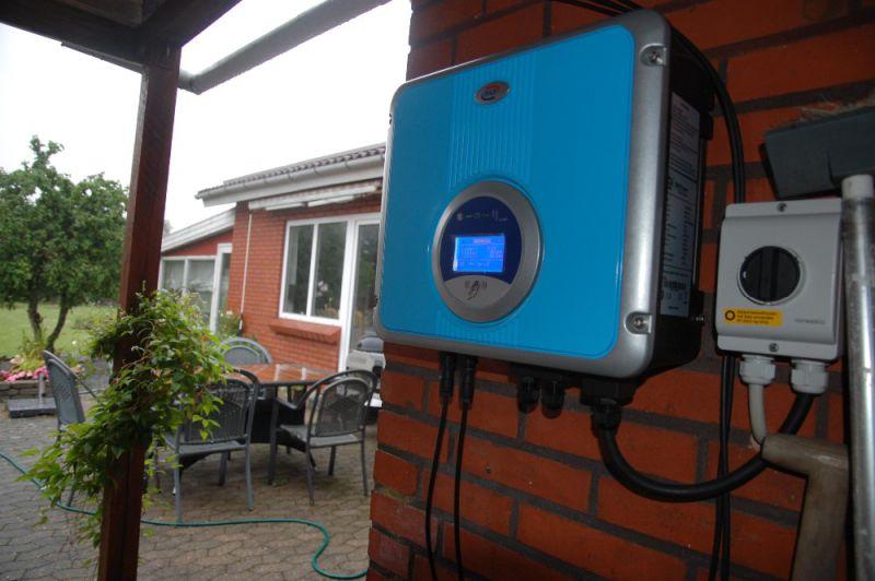 2.2kw on-Grade Solar Inverter