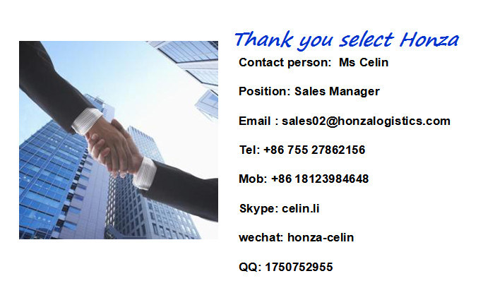 Efficient China Logistics Agent From Shenzhen/Xiamen/Guangzhou/Shanghai to Cat Lai