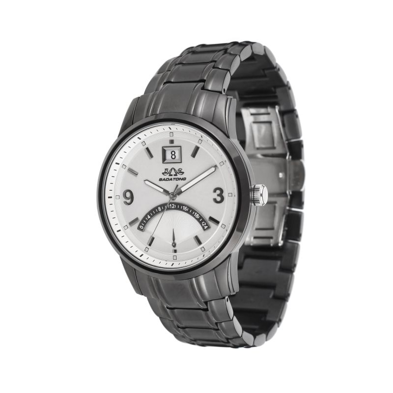 Badatong Stainless Steel Men Watches Sport