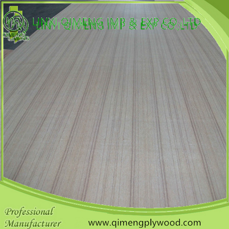a, AA, AAA Grade Burma Teak Plywood for Decorative and Furniture