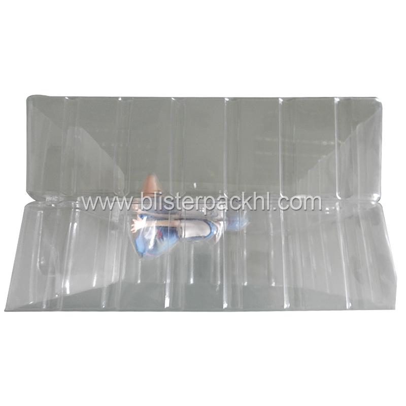 Clear Plastic Packaging Blister Packs