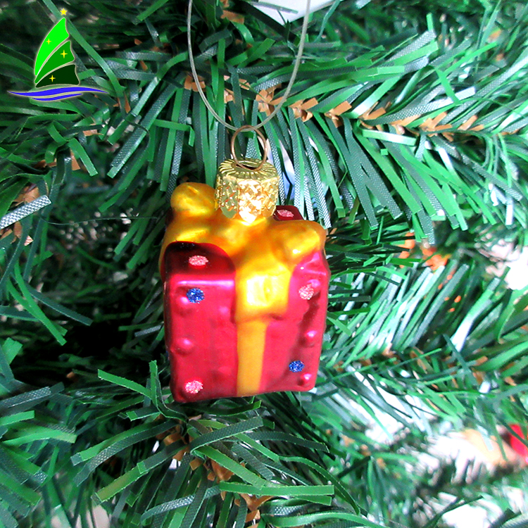 Colorful Gift Box Wholesale Decoration