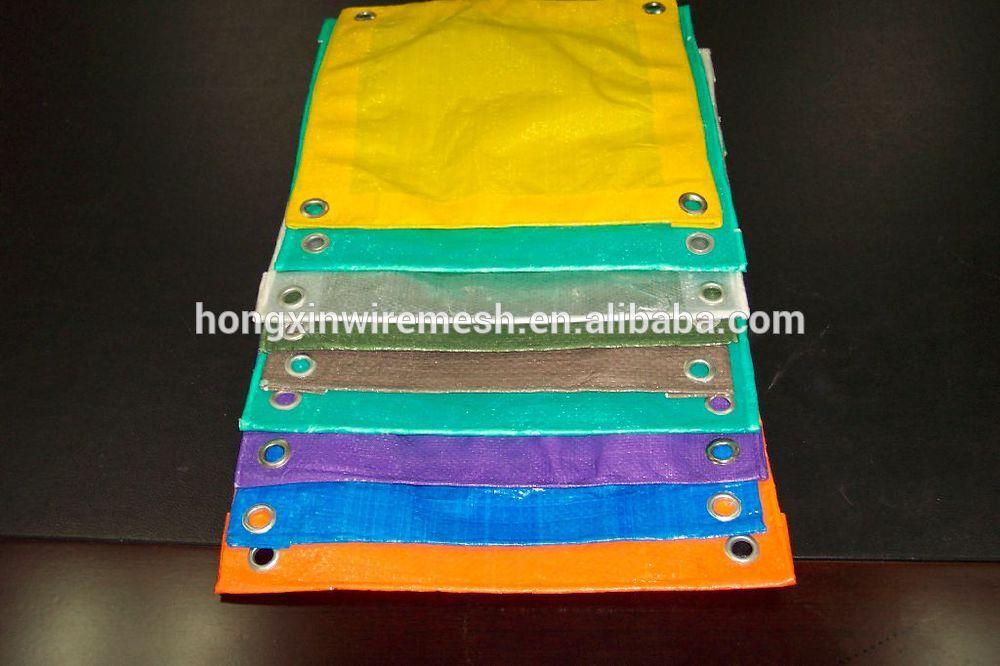 colorful tarpaulin