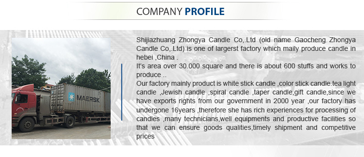 China Candle Factory