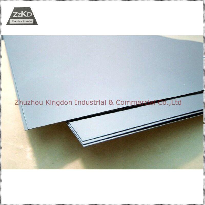 Pure Tungsten Plate-Pure Tungsten Part-High Temperature Shield