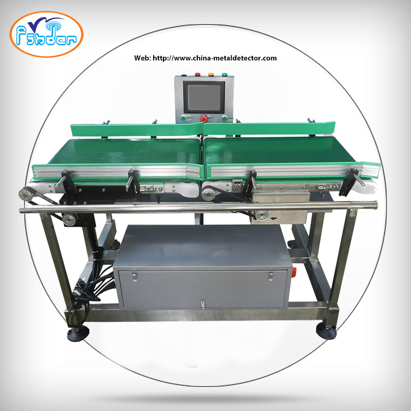 Automatic High Speed Checkweigher for Fresh Food