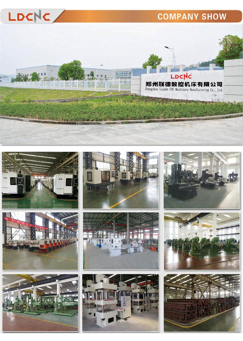 High Speed Heavy Duty Horizontal Normal Lathe Machine Price C61250