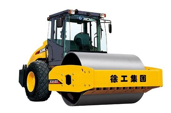 12ton Single Drum Vibratory Roller Compactor