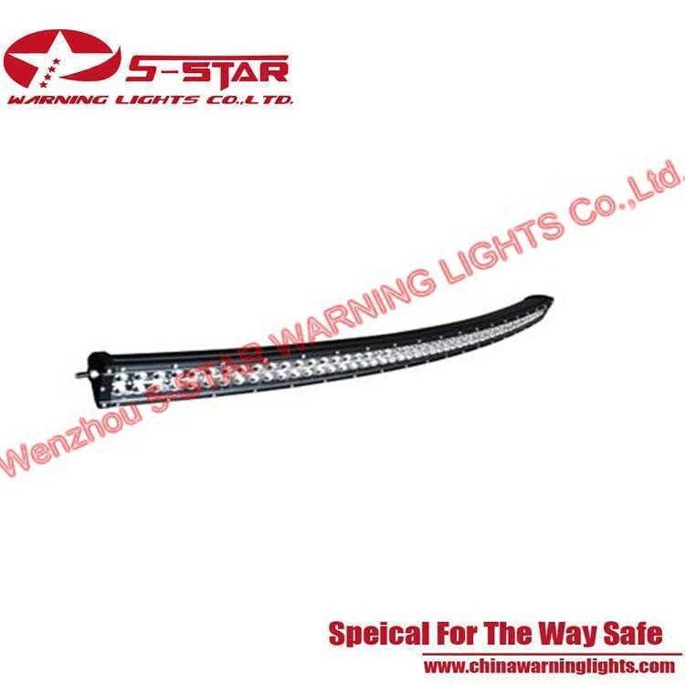 Curved CREE Tubes LED Light Bars for off Road SUV, Jeep