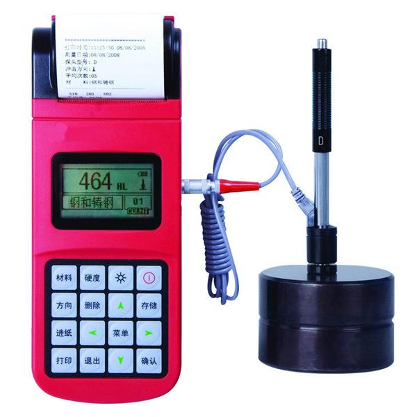 Hl-600 Portable Digital Brinell Hb Hardness Tester