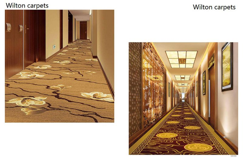 Wilton Wall to Wall Hotel Carpet