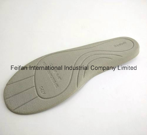 High Quality Antibacterial Mildew Proof Insole for Men's Dress Shoes (FF809-1)