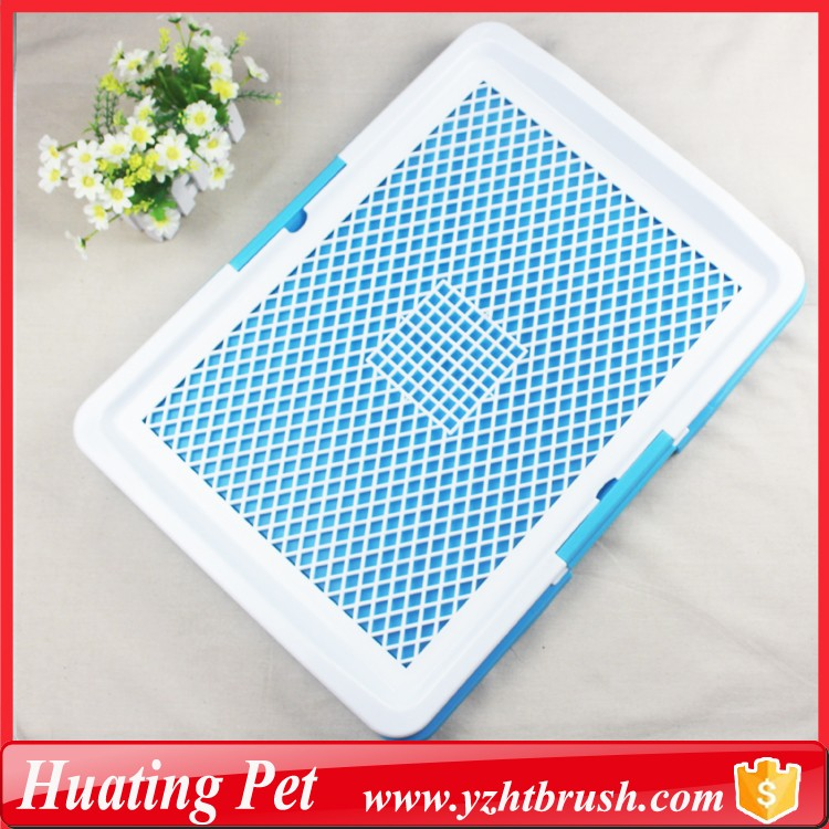portable dog potty pad tray
