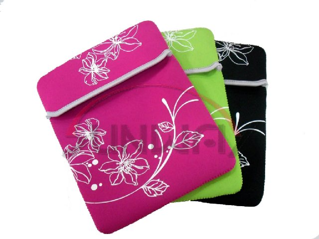 Neoprene Laptop Sleeve for iPad, Tablet PC Notebook Bag (PC009)