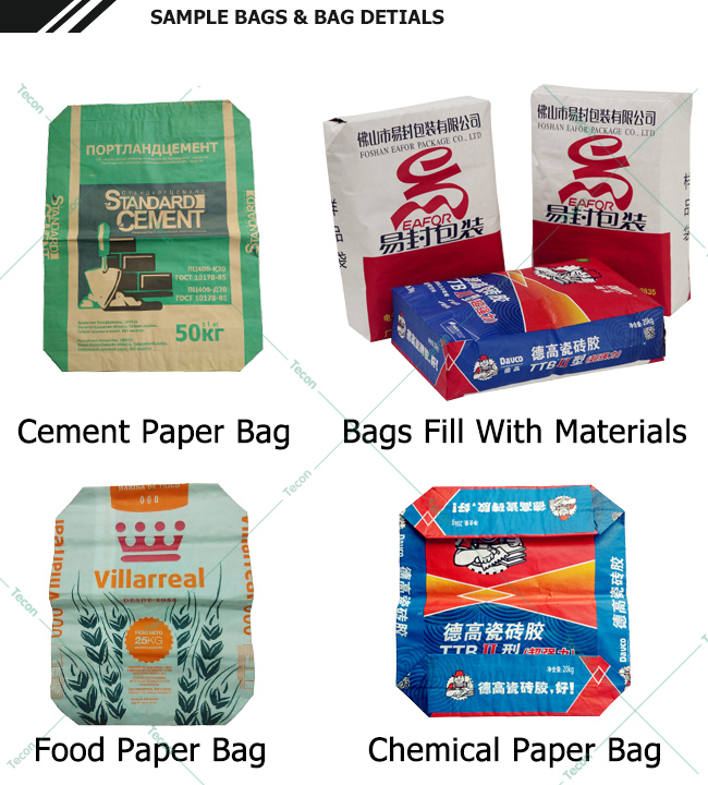 Full Automatic Kraft Paper Bag Making Machine (ZT9802S & HD4916BD)