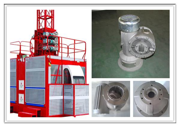 Construction Elevator Speed Reducer Gearbox