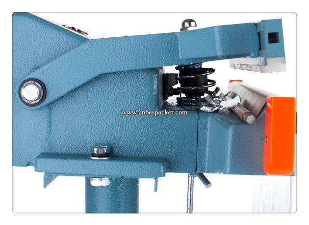 Foot Sealer Aluminum Foil Bags Heat Sealing Machine