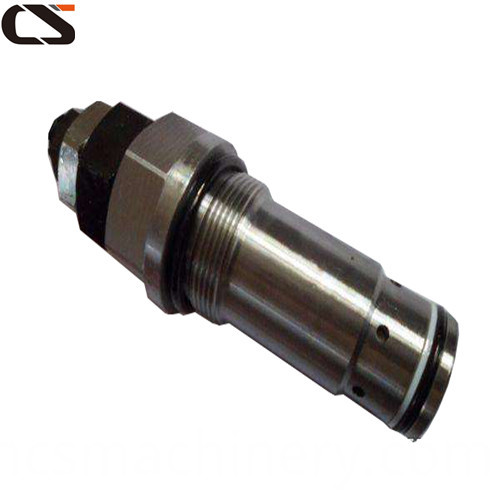 main relief valve safety valve