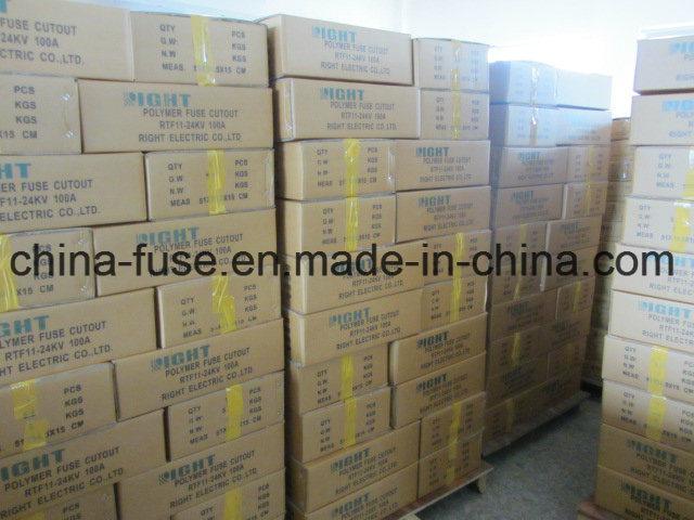 Porcelain Fuse Cutout, Drop out Fuse 24kv