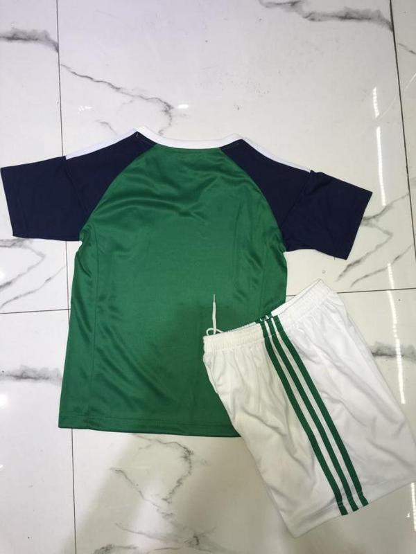 New 2016 2017 Northern Ireland Home and Away Children Soccer Jersey