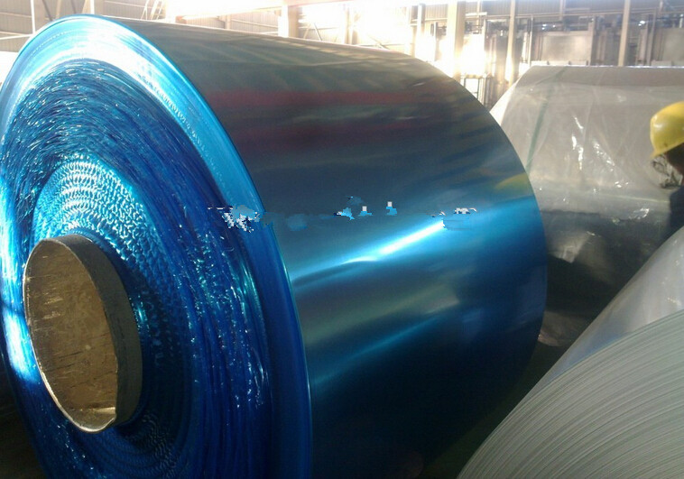 Cold Rolled Aluminum Coil 5754 to Temper