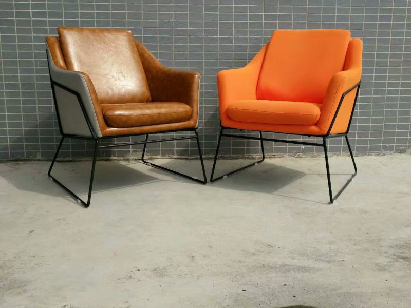 Modern Unique Furniture, Fabric Chair (XT07)