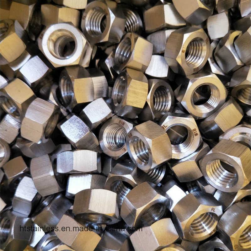 Super Stainless Steel 904L Hex Nut